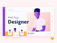 Designer folio