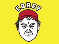 Corey wip