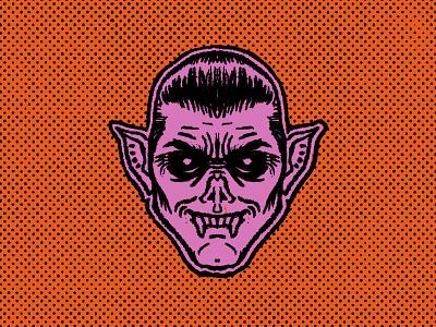 Vampire teeth fangs evil undead monster halloween vampire