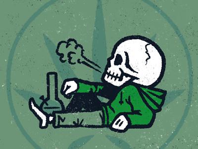 Bong R.I.P. hoodie leaf rip smoke r.i.p. bong 420 marijuana weed drugs skeleton skull
