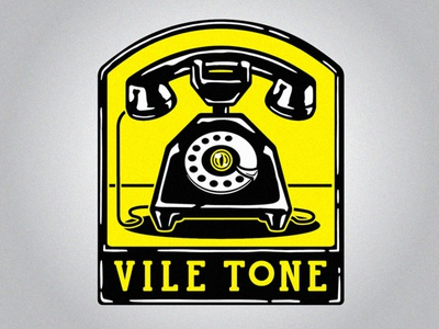 Vile Tone spying surveillance operator number unlisted dial tone sinister eyeball surreal creepy telephone rotary phone
