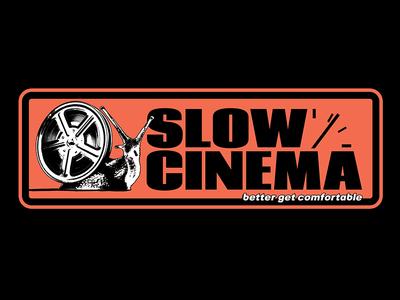 Slow Cinema binging marathon movie slog slow reel slug snail film cinema epic