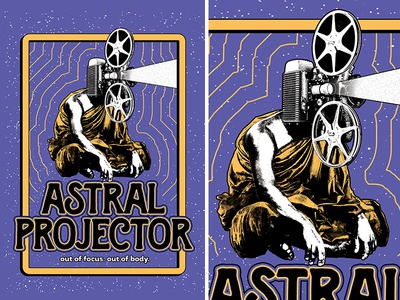 Astral Projector WIP