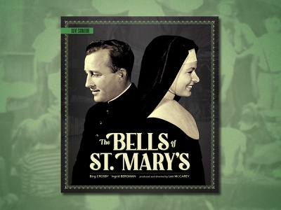 The Bells of St. Mary's (1945) catholic holiday film cinema classic blu-ray