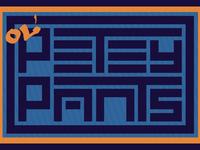 Ol' Petey Pants