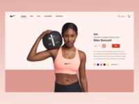 ❤ Nike GIRL BRA