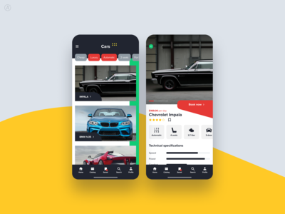 CarRent (iOS)