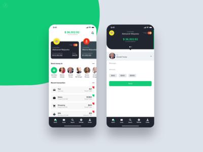 Banking App (iOS)