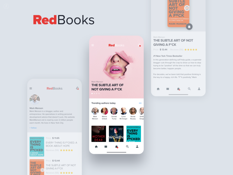 Bookstore challenge store iphone x challenge ux design applicaiton inspiration bookapp authors bookshop bookstore book mobile app mobile ui app clean