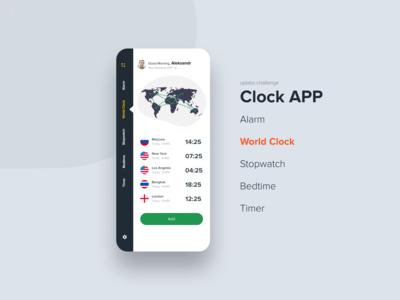 Clock APP (iOS)