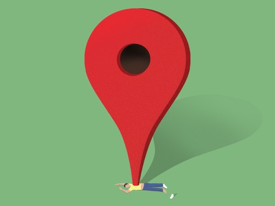 You were here google maps google keyvisual tillnoon accident pin