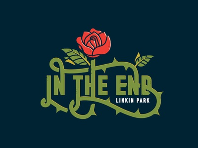 Goodbye Chester linkin park in the end chester bennington rip typography typo tillnoon logosongs logo