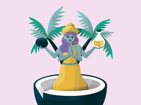 Indian Godess