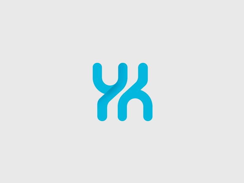 YH logo design branding designbymount designermount yhlogo logo yh