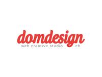 logo 2013 domdesign