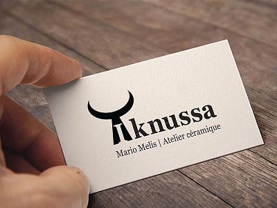 Business Card Iknussa business card