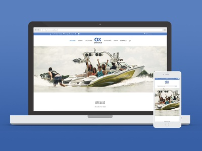 Offaxis webdesign