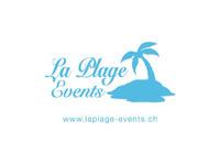 Logo La Plage Events