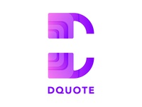 Dquote logo
