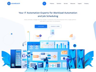 Dynamic It Automation
