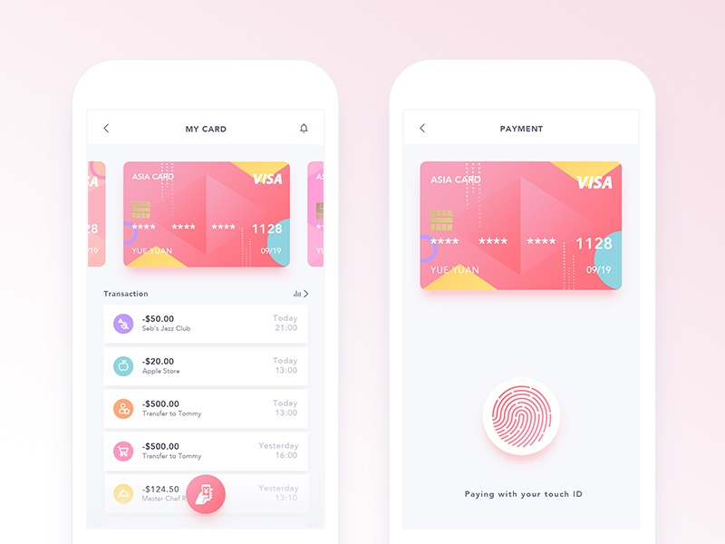 Daily UI#: Credit Card Checkout UI
