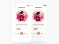 DailyUI#009-Music Player