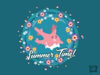 A Pokemon Summer: Corsola