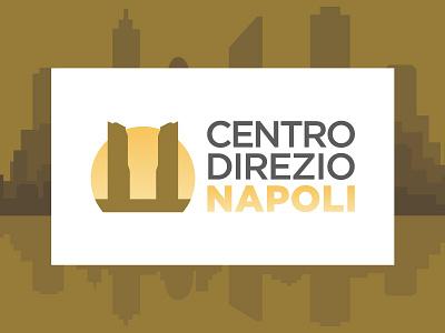 2nd Proposal for Naples Centro Direzionale app urban space napoli logo direzionale city centro brand app