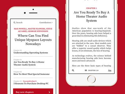 Tomus App novels novel copywriter writer brand logotype logo books book publishing digital app