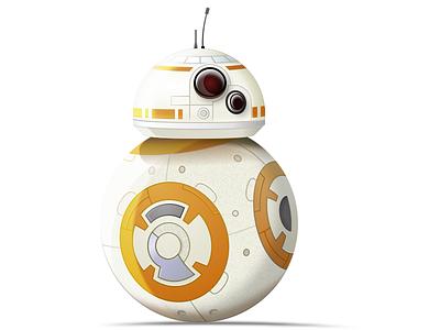Bb 8 Rebound sketch droid starwars bb8