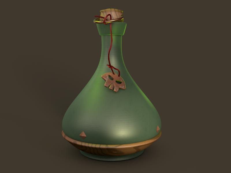 Magic Potion icon potion magic 3d icons game