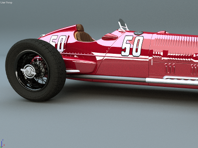 Tipo312 1938 Alfaromeo blender 3d alfa romeo cycles render vintage race car grand prix