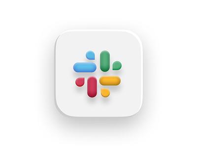 OS X Big Sur neumorphism neumorphic 3d application appicon icons apple macos mac imac osx bigsur