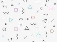 Bacground Pattern PlayStation / DailyUI challenge #59