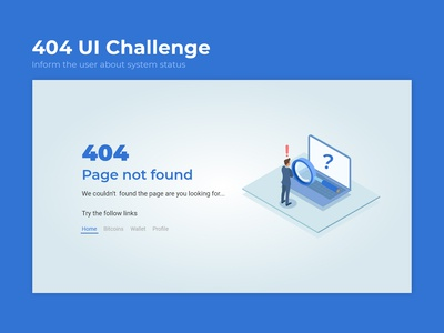 404 Page Not Found / Dalilyui challenge #8