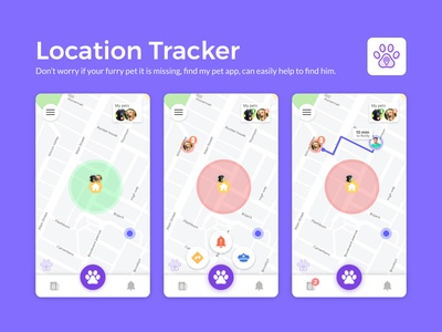 Location Tracker / Dalilyui challenge #20