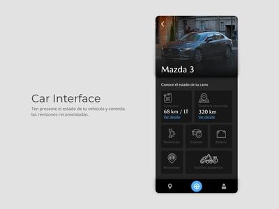 Car Interface / Dalilyui challenge #34