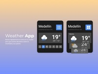 Weather / Dalilyui challenge #37