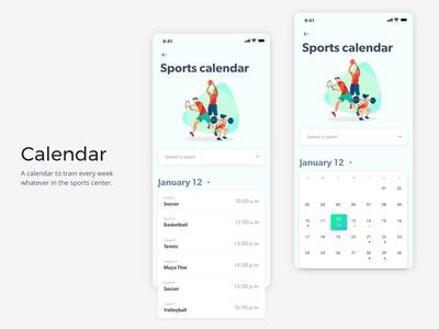 Calendar / Dalilyui challenge #38