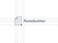 Notebetter grid