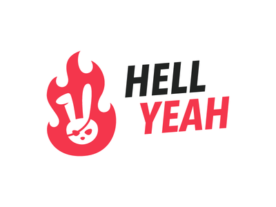 Hell Yeah - Logo