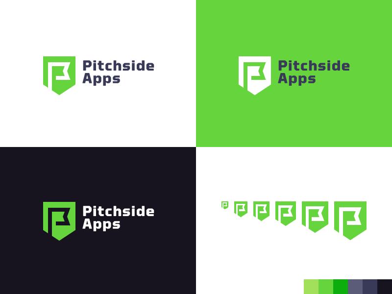 Pitchside apps   branding