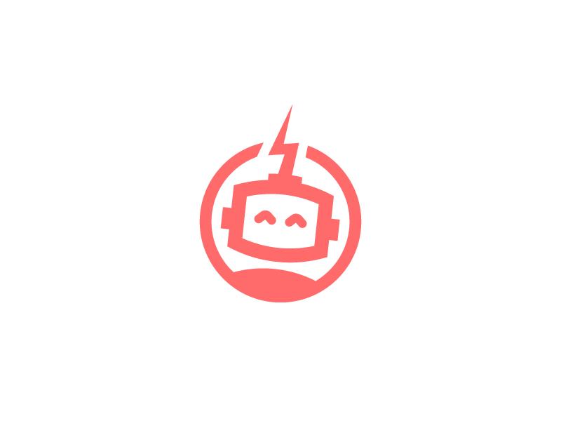 Robot dribbble