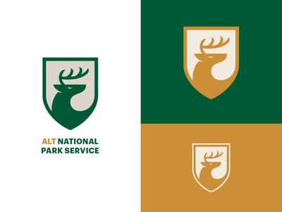 Alt National Park Service Logo
