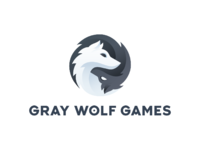 Gray wolf games   large logo