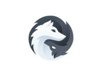 Gray Wolf Games - Logo