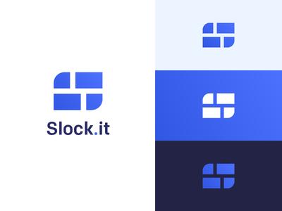 Slock.it Logo b bitcoin btc eth etherium block chain blockchain smart contract crypto cryptocurrency