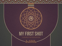 First Shot - Hello Dribbble!