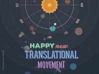 Happy New Tranlational Movement