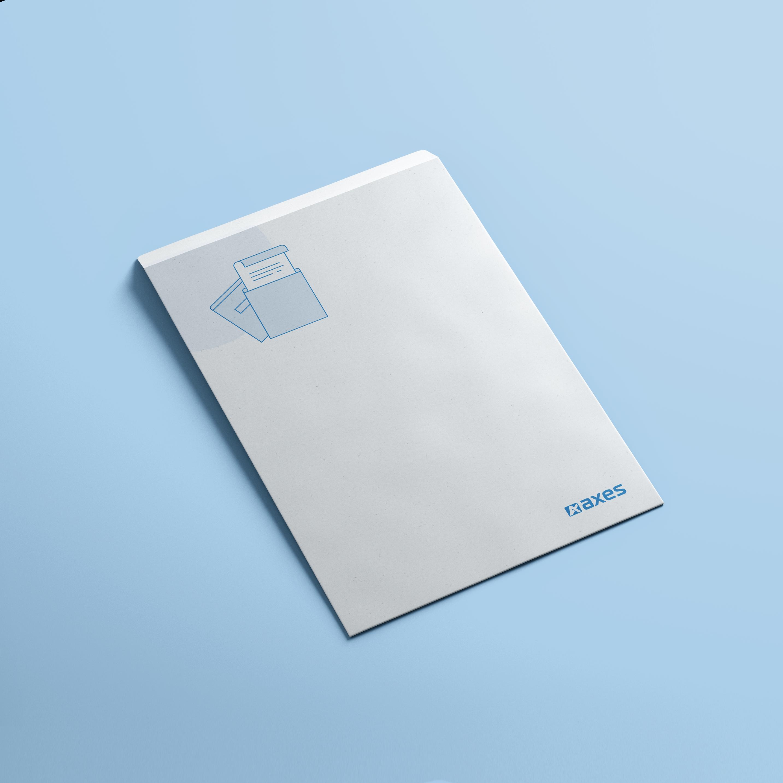 Ax brand papelaria envelope g v1 apply 05